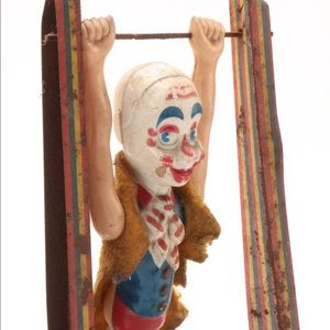 Other - Antique toy 🤡 and toy 🥁